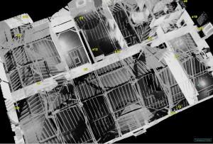 Architectuur laserscanning