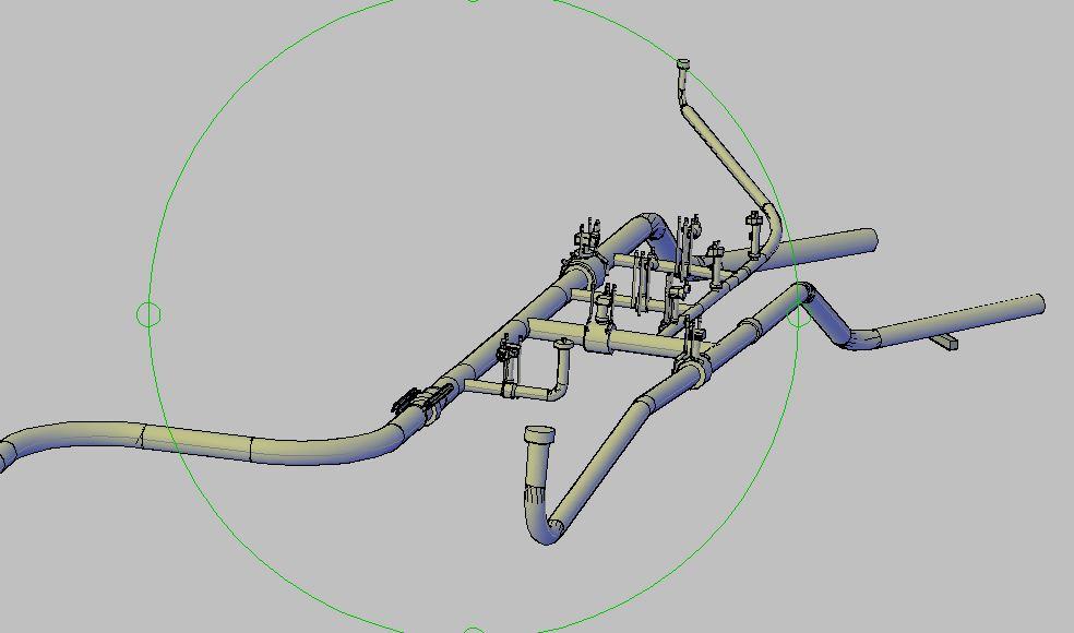 Laserscan Pijpleidingen